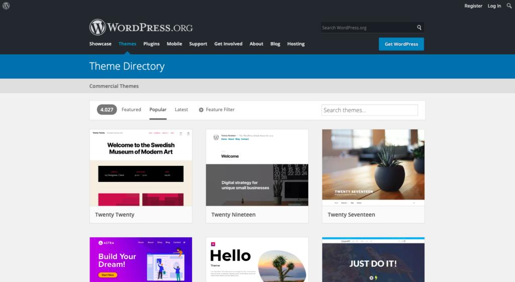 Wordpress-Blog-Beginnen-Thema-Uitkiezen
