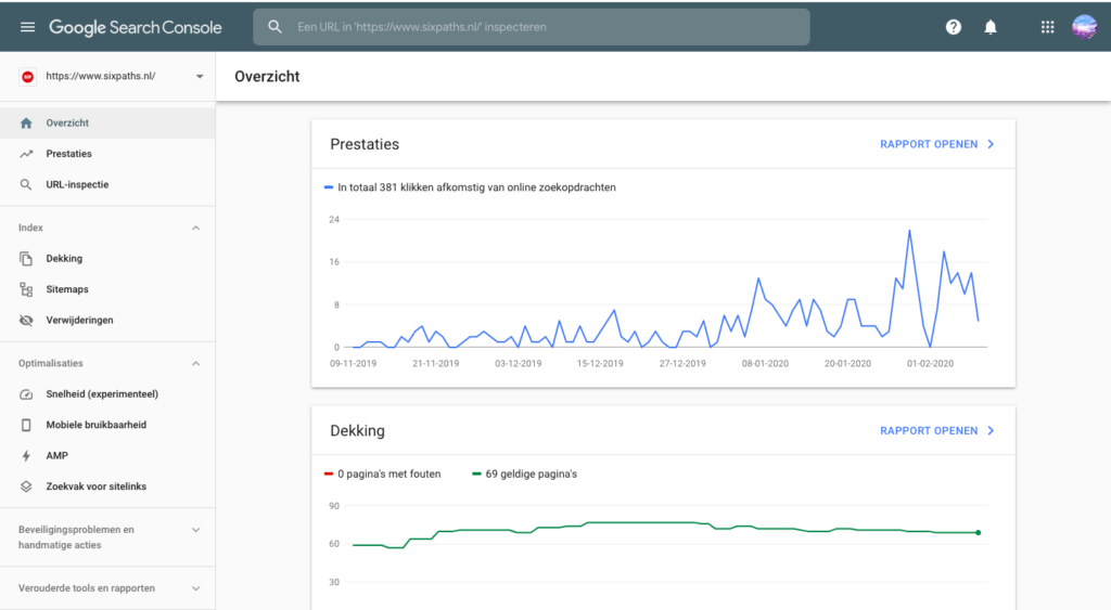 voorbeeld-google-search-console-wordpress-plugin-dashboard