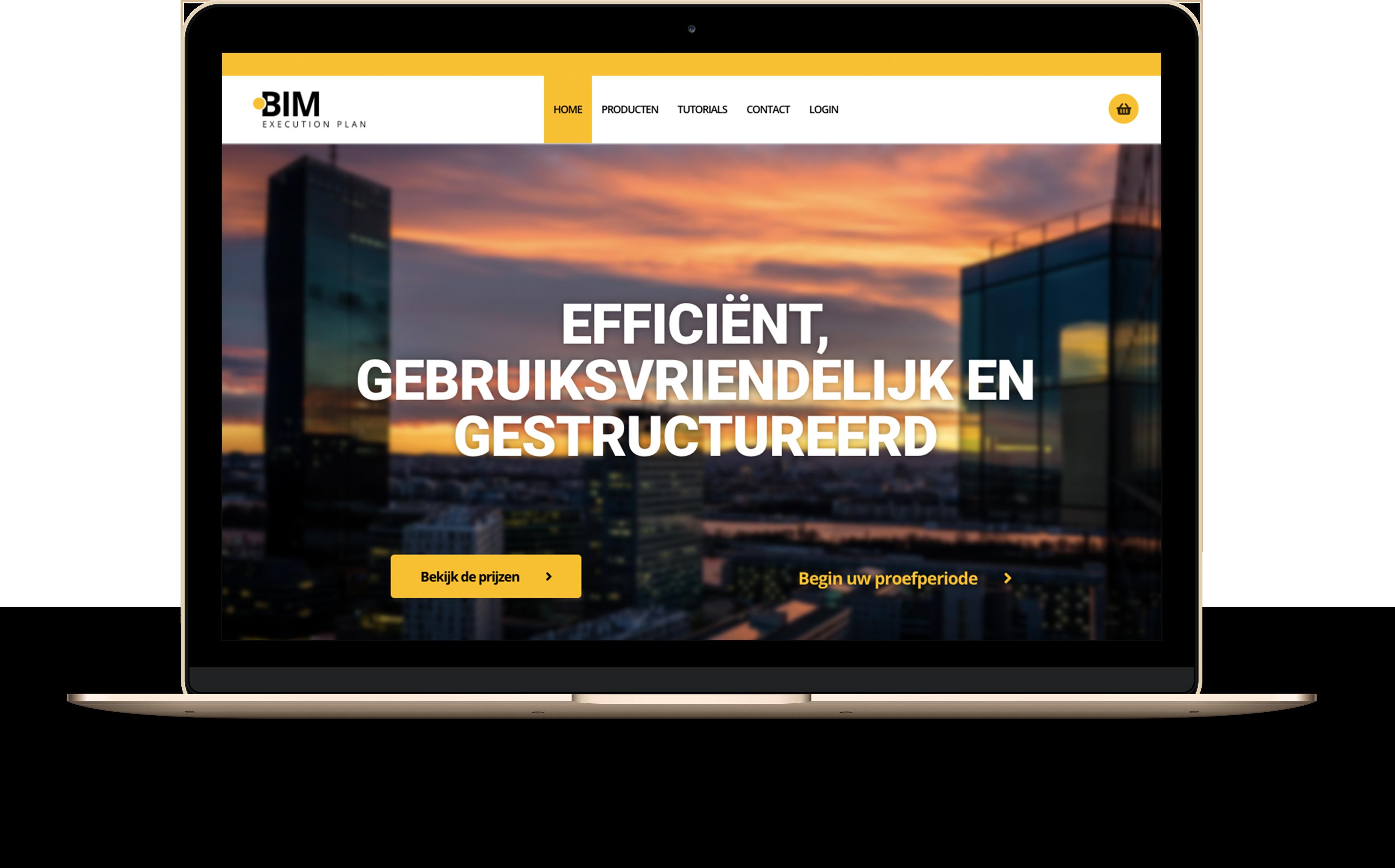 Sixpaths project BIM Ex Plan-website-laten-maken-almere